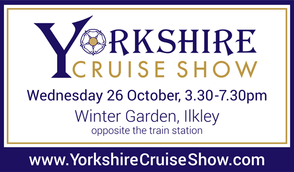 If you are interested in cruising, this is the unmissable event of the year!