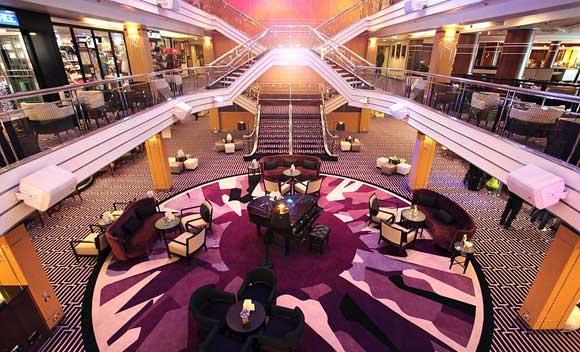 Columbus ship info and deck plans   UK Cruises