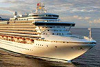 Princess Cruises Ship - Crown Princess