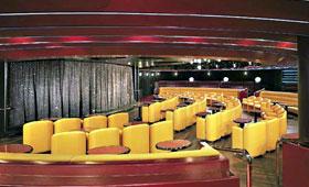 Zuiderdam Queens Lounge