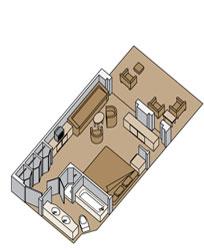 Zuiderdam Superior Suite